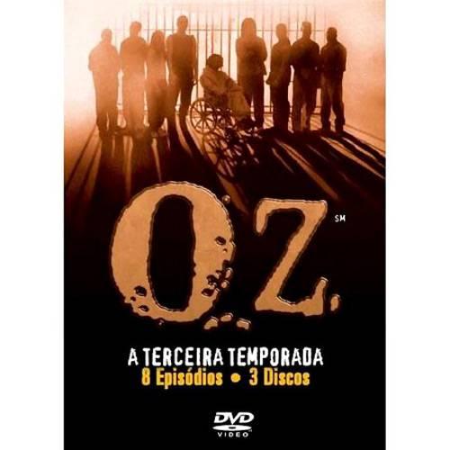 DVD Oz - 3ª Temporada (3 DVDs)