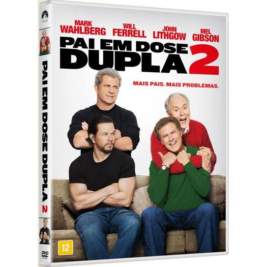 DVD Pai em Dose Dupla 2