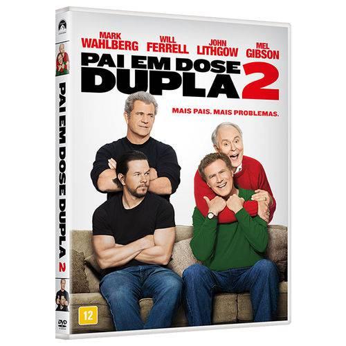 DVD - Pai em Dose Dupla 2