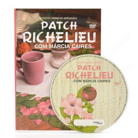 DVD Patch Richelieu com Márcia Caires