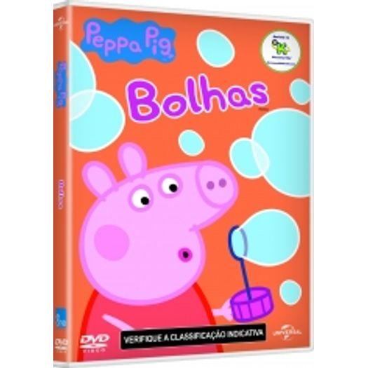DVD Peppa Pig - Bolhas