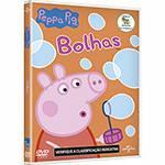 DVD - Peppa Pig: Bolhas