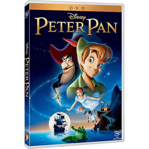 DVD Peter Pan (1 Disco)