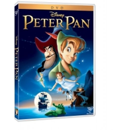 DVD Peter Pan - Clyde Geronimi