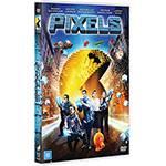 DVD Pixels - o Filme