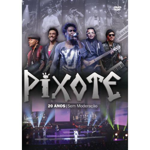 DVD Pixote - 20 Anos: Sem Moderação
