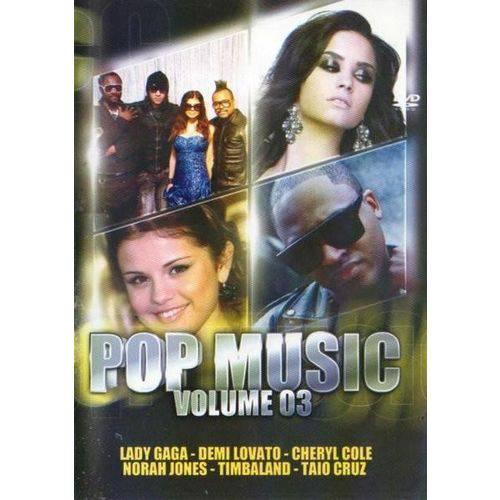 Dvd Pop Music Volume 3