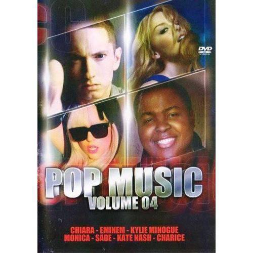 Dvd Pop Music - Volume 4