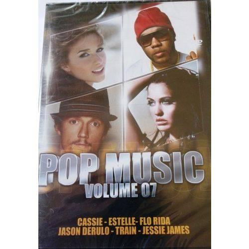 Dvd Pop Music - Volume 7