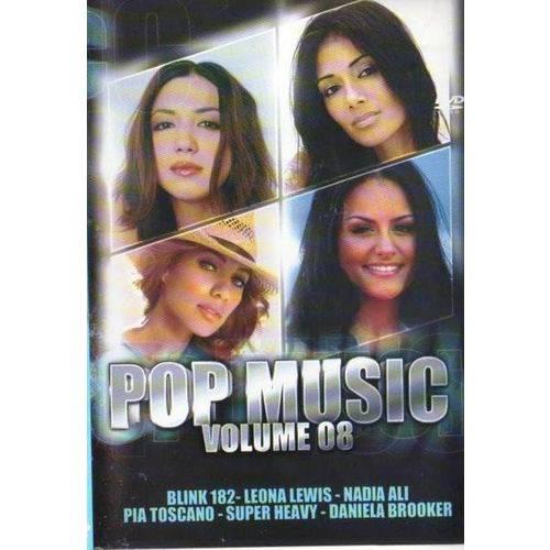 Dvd Pop Music - Volume 8