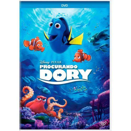 Dvd - Procurando Dory