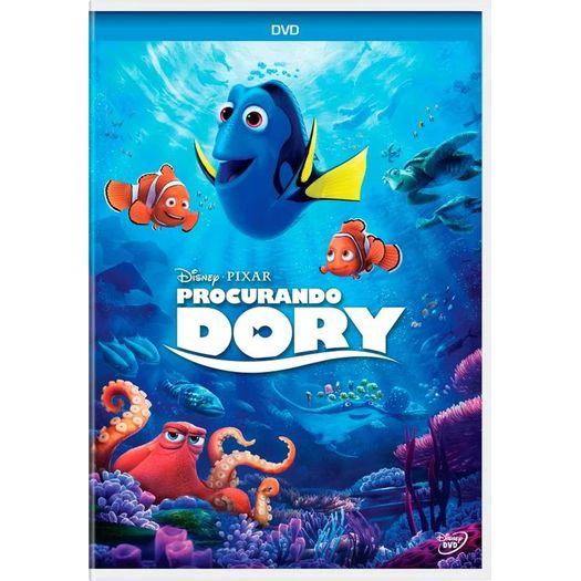 DVD Procurando Dory