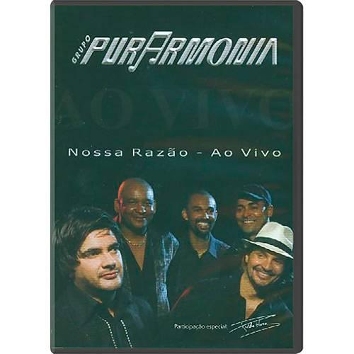DVD Purarmonia - Nossa Razão