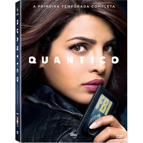 DVD - Quantico: a 1ª Temporada Completa