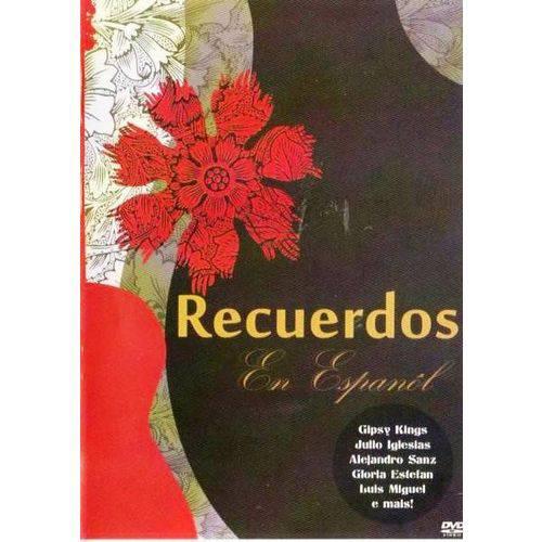 Dvd Recuerdos - em Espanhol