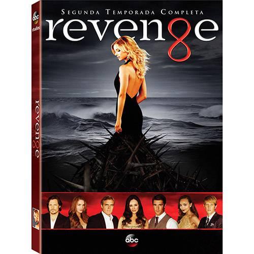 DVD Revenge 2ª Temporada (5 Discos)
