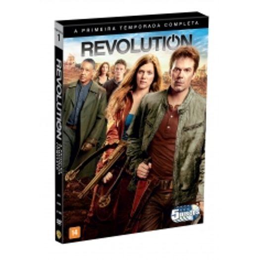 DVD Revolution - Primeira Temporada (5 DVDs)