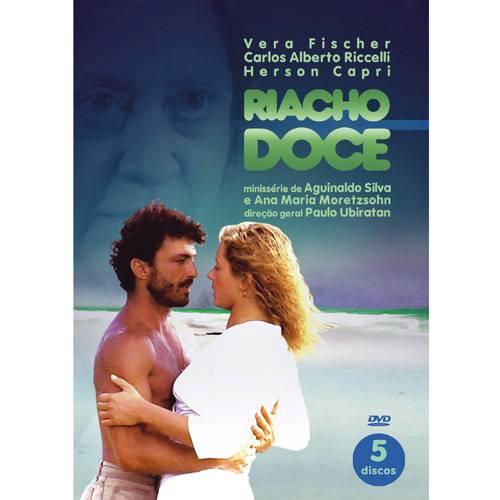 DVD Riacho Doce