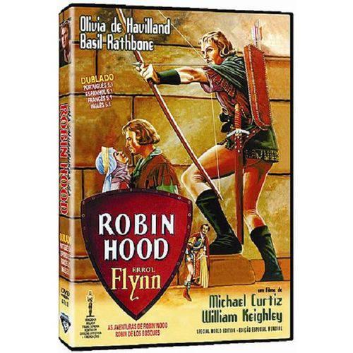 DVD Robin Hood