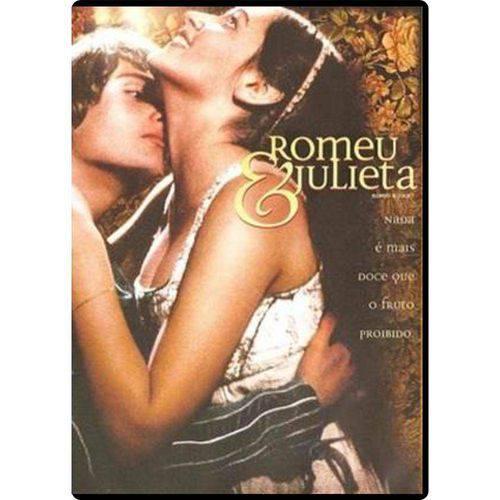 Dvd Romeu e Julieta (Franco Zeffirelli)