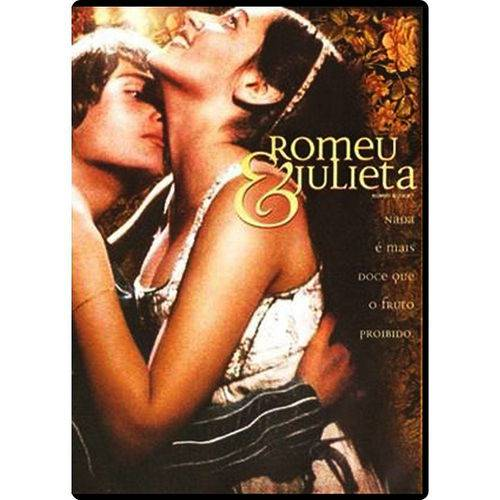 DVD - Romeu e Julieta (Paramount)