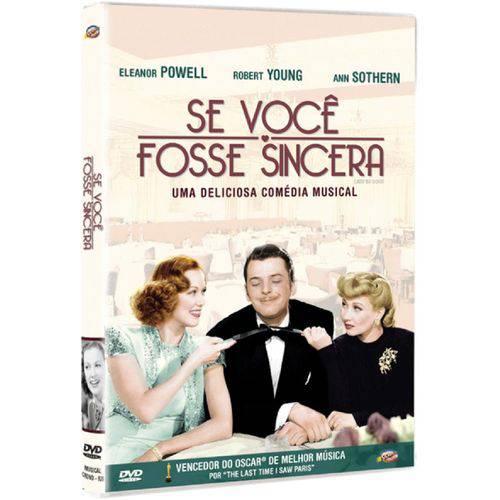 DVD se Você Fosse Sincera - Eleanor Powell