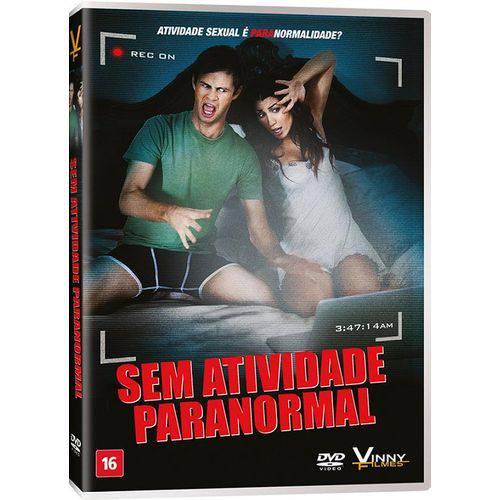 DVD - Sem Atividade Paranormal