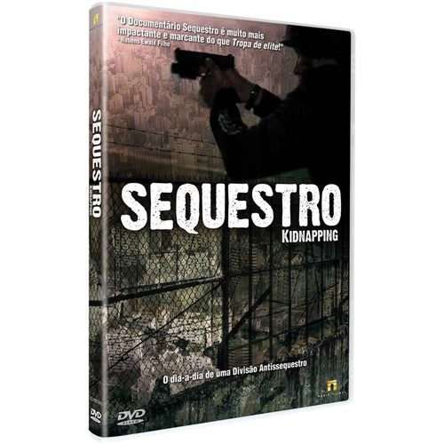 DVD Sequestro