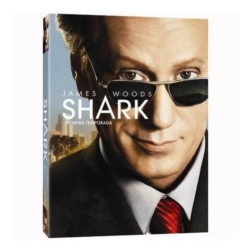 DVD Shark - 1ª Temporada (6 DVDs)