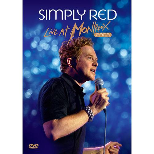 DVD - Simply Red: Live At Montreux 2003