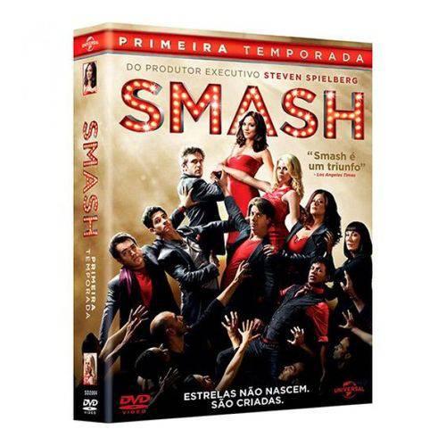 DVD Smash - 1ª Temporada - 5 Discos