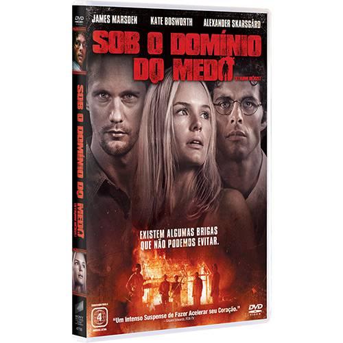 DVD Sob o Dominio do Medo