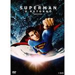 DVD Superman - o Retorno