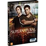 DVD Supernatural 8ª Temporada (6 Discos)