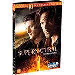 DVD - Supernatural: Sobrenatural - a 10ª Temporada Completa