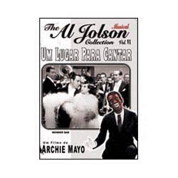 DVD The Al Jolson Collection Vol. VI - um Lugar para Cantar