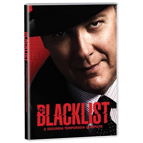 Dvd - The Blacklist 2ª Temporada - 27/08/2015