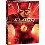 DVD - The Flash: a 3ª Temporada Completa
