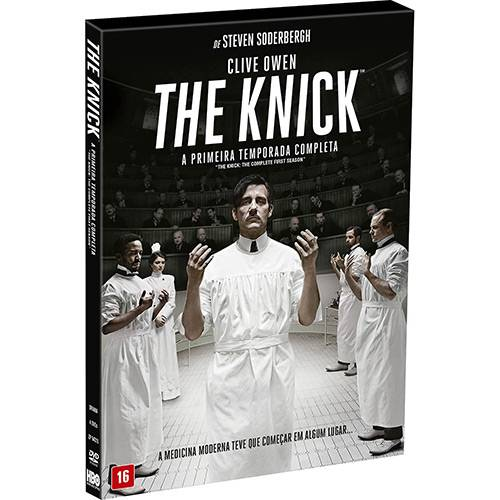 DVD - The Knick: a Primeira Temporada Completa