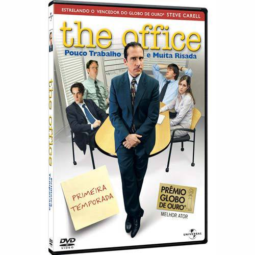 DVD The Office - 1ª Temporada