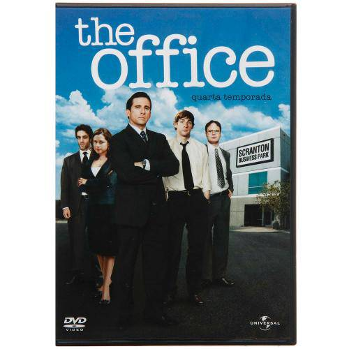 Dvd The Office - 4ª Temporada