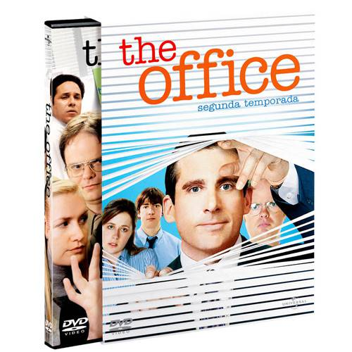 DVD The Office - 2ª Temporada