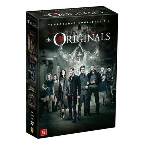 DVD The Originals - Temporada Completas 1-3 - 15 Discos