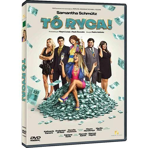 DVD Tô Ryca!