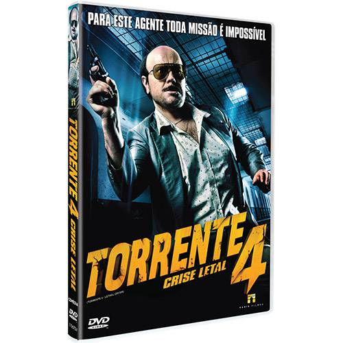 DVD Torrente 4 - Crise Letal