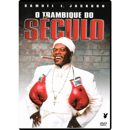 DVD Trambique do Século