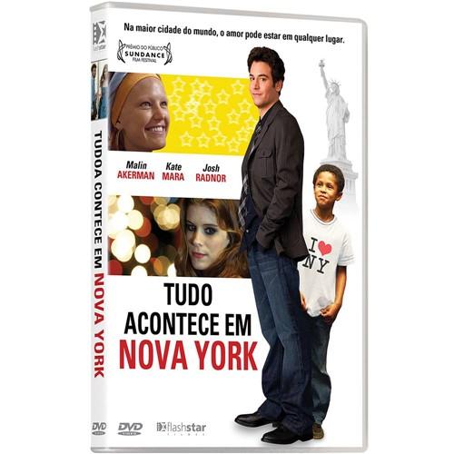 DVD - Tudo Acontece em Nova York