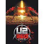 DVD U2 360° - Live At The Rose Bowl - Edição de Luxo - 2 DVDs