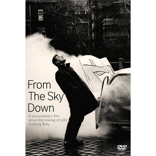 DVD U2 - From The Sky Down