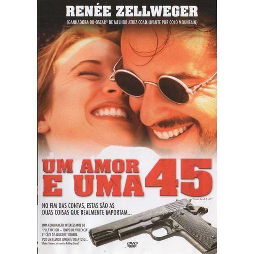 DVD um Amor e uma 45